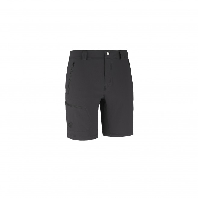 Trekking - Men's short - Black TREKKER STRETCH II SHORT Millet