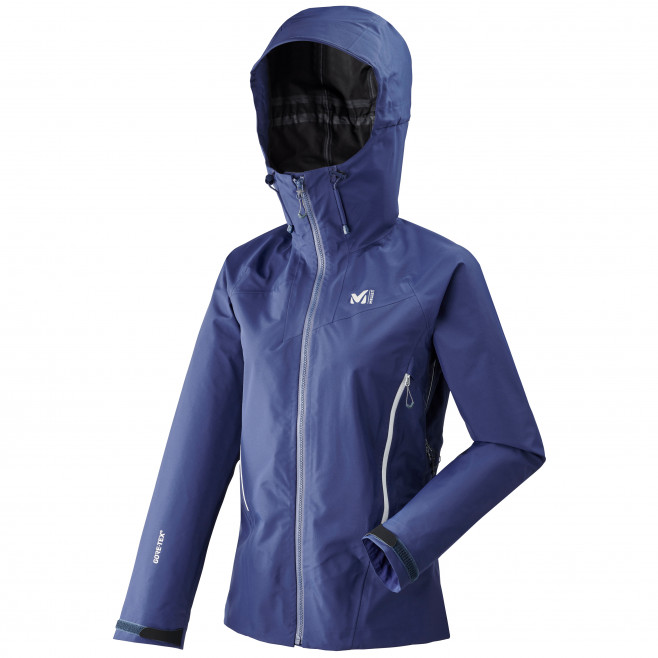 Women's gore-tex jacket - navy-blue LD KAMET LIGHT GTX JKT Millet