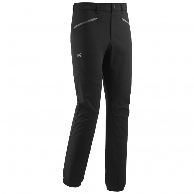 Men's wind resistant pant - mountaineering - black SUMMIT PANT Millet