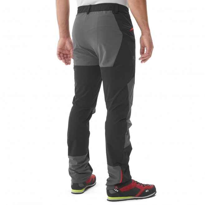 Mountaineering - Men's pant - Black SUMMIT PANT Millet 3