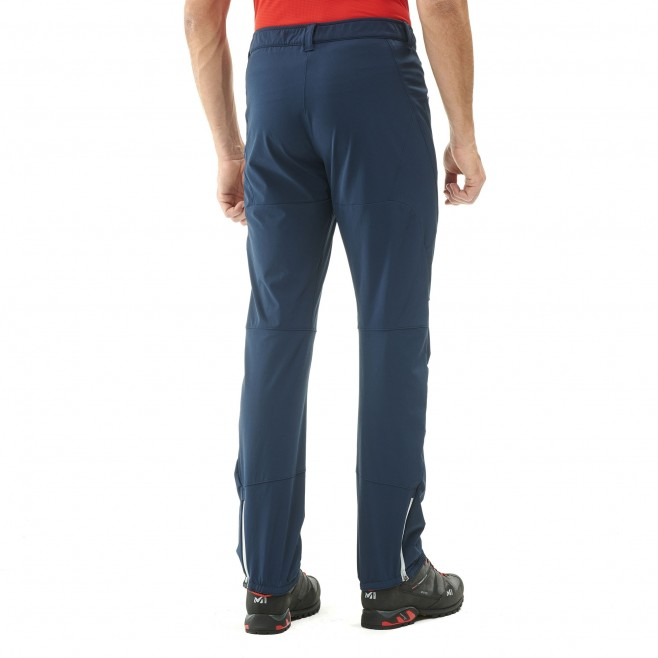 Men's wind resistant pant - mountaineering - navy-blue SUMMIT PANT Millet 3