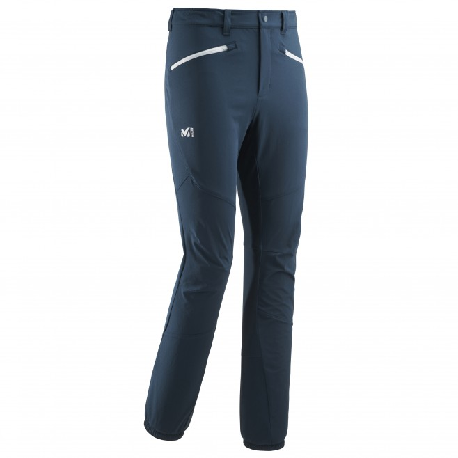 Men's wind resistant pant - mountaineering - navy-blue SUMMIT PANT Millet