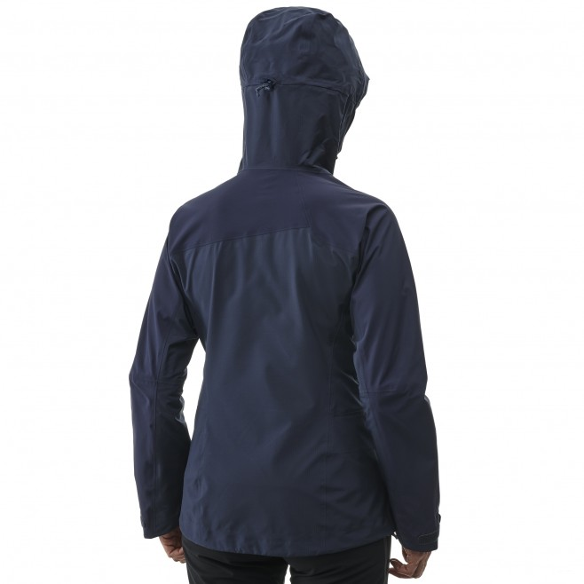 Women's Gore-Tex jacket - navy-blue TRILOGY V ICON DUAL GTX PRO JKT W Millet 3