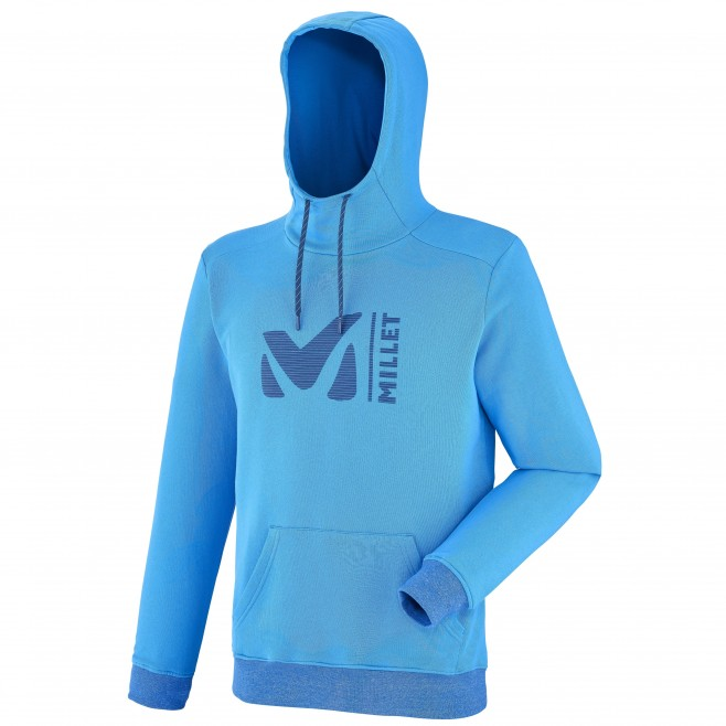 Climbing - Men's sweatshirt - Blue MILLET-SWEAT-HOODIE Millet