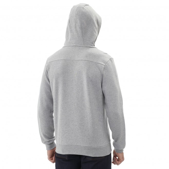 Men's sweat - red MILLET SWEAT HOODIE M Millet 3