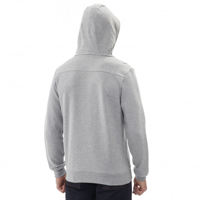 Men's urban look sweatshirt - grey MILLET SWEAT HOODIE Millet 3