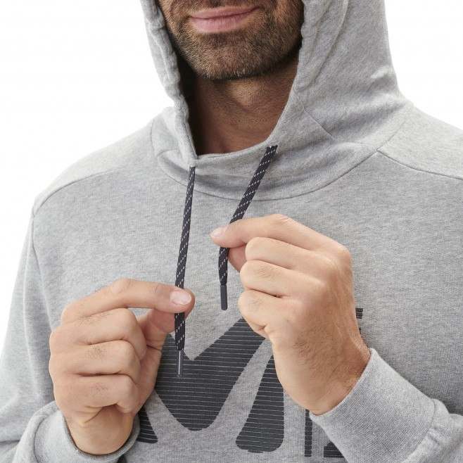Men's sweat - red MILLET SWEAT HOODIE M Millet 6