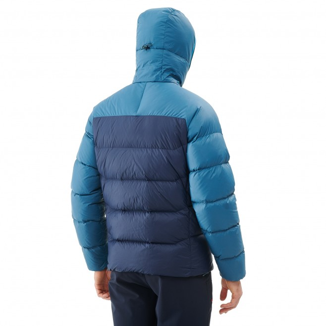 Men's down jacket - approach - blue 8 SEVEN DOWN JKT Millet 3