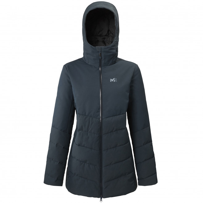 Women's waterproof jacket - navy-blue OLMEDO PARKA W Millet