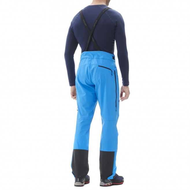 Men's softshell pant - approach - navy-blue NEEDLES SHIELD PANT Millet 3