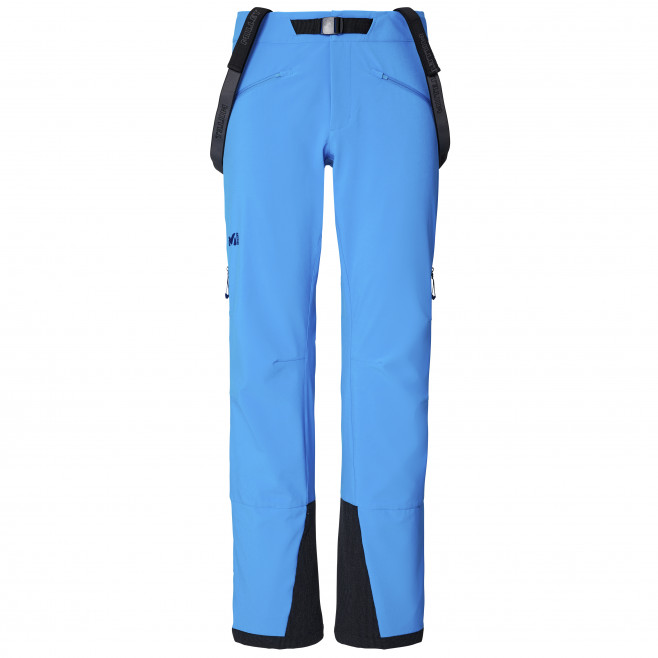 Men's wind resistant pant - blue NEEDLES SHIELD PANT M Millet