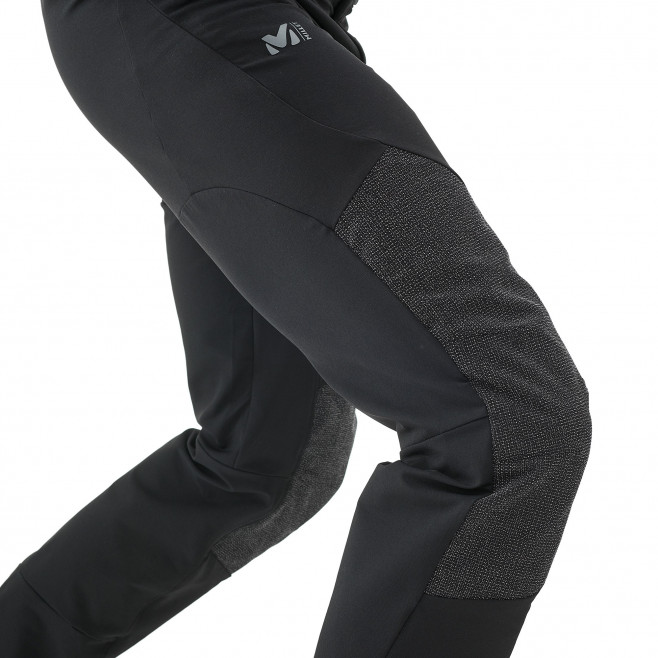 Men's wind resistant pant - black SUMMIT 200 XCS PANT Millet 6