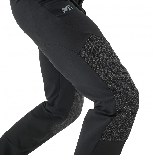 Men's wind resistant pant - mountaineering - black SUMMIT 200 XCS PANT Millet 4