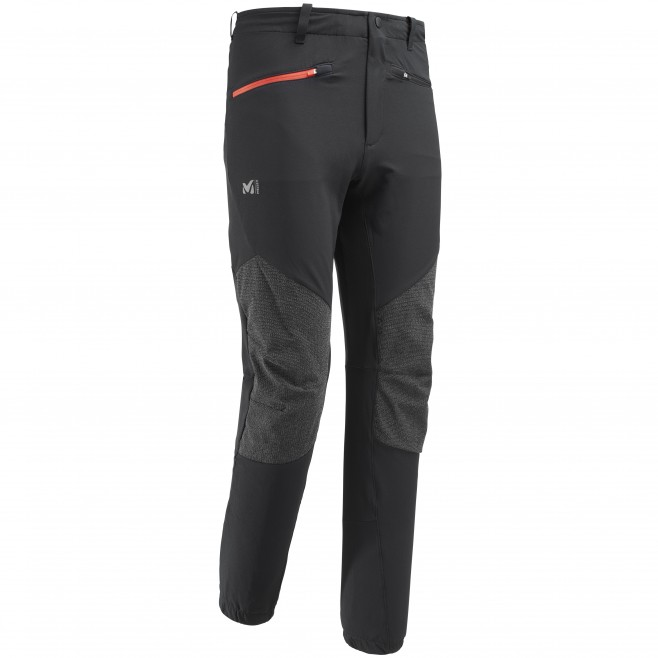 Men's wind resistant pant - mountaineering - black SUMMIT 200 XCS PANT Millet