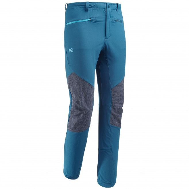 Men's wind resistant pant - mountaineering - navy-blue SUMMIT 200 XCS PANT Millet