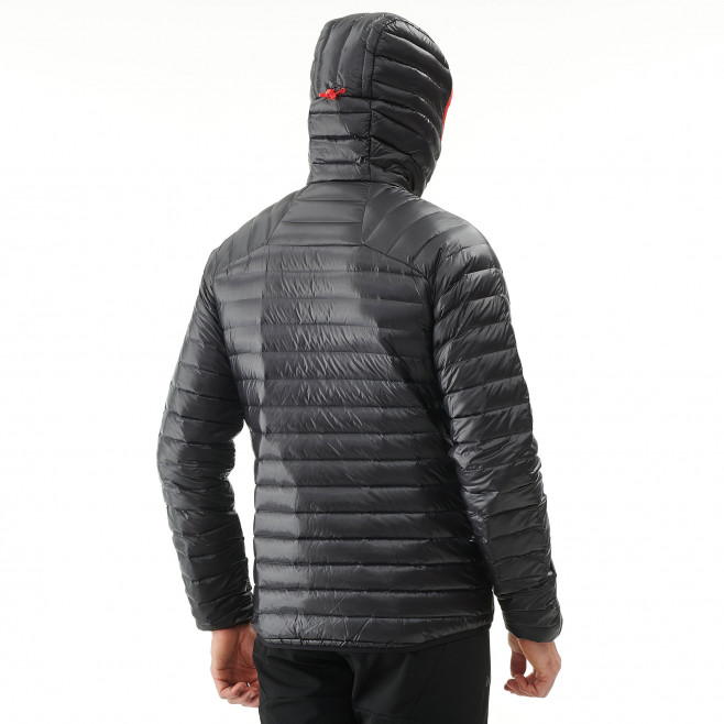 Men's downjacket - black K SYNTH'X DOWN HOODIE Millet 3