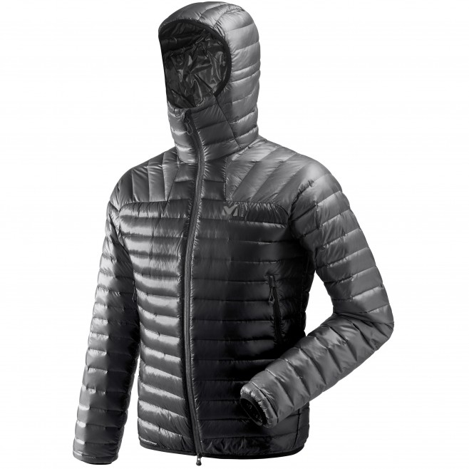 Men's downjacket - black K SYNTH'X DOWN HOODIE M Millet