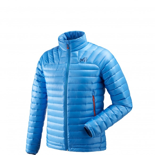 Men's down jacket - approach - blue K SYNTH'X DOWN JKT Millet
