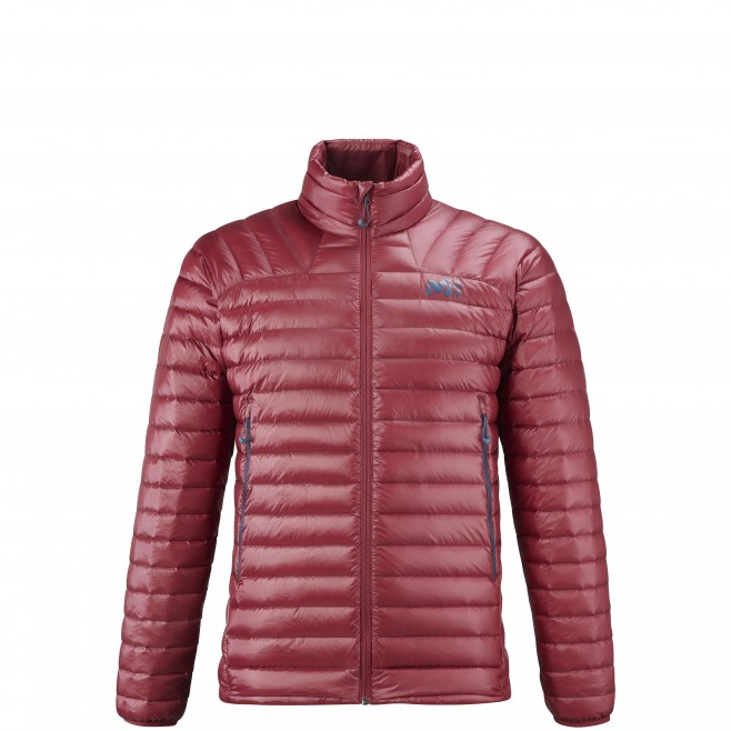 Men's downjacket - red K SYNTH'X DOWN JKT M Millet