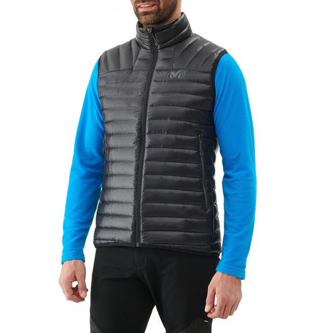 Men's downjacket - navy-blue K SYNTH'X DOWN VEST M Millet 2