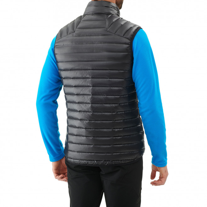Men's downjacket - navy-blue K SYNTH'X DOWN VEST M Millet 3