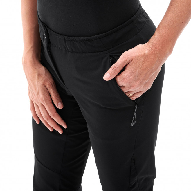 Women's wind resistant pant - black LD SUMMIT 200 XCS PANT Millet 5