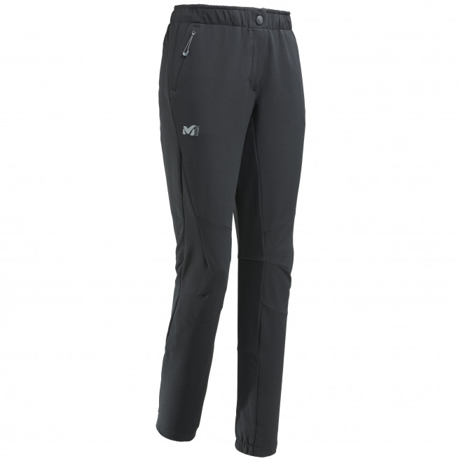Women's wind resistant pant - black LD SUMMIT 200 XCS PANT Millet