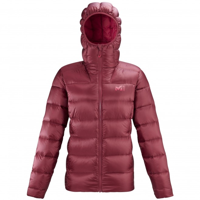 Women's downjacket - red K DOWN JKT W Millet