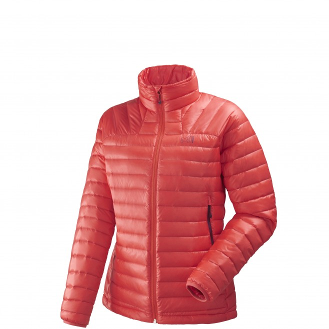Women's down jacket - approach - pink LD K SYNTH'X DOWN JKT Millet