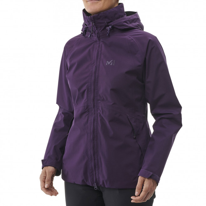 Women's gore-tex jacket - black LD GRANDS MONTETS JKT  Millet 2