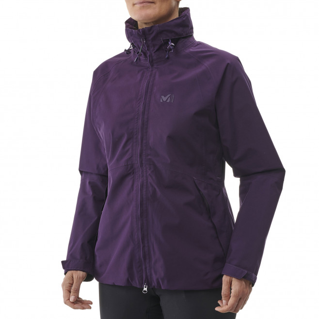 Women's gore-tex jacket - black LD GRANDS MONTETS JKT  Millet 3