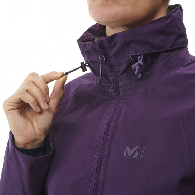 Women's gore-tex jacket - black LD GRANDS MONTETS JKT  Millet 5