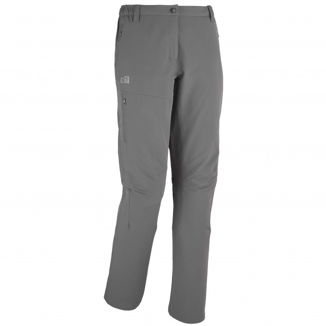 Women's pant - hiking - grey LD ALL OUTDOOR PT Millet