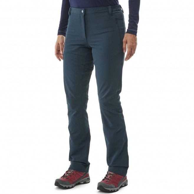 Women's pant - hiking - grey LD ALL OUTDOOR PT Millet 2