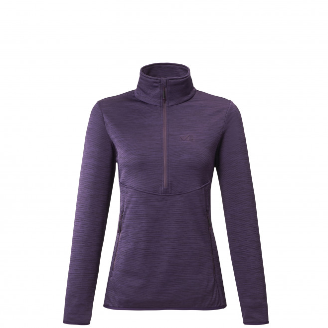 Women's lightweight fleecejacket - purple ASAMA PO W Millet
