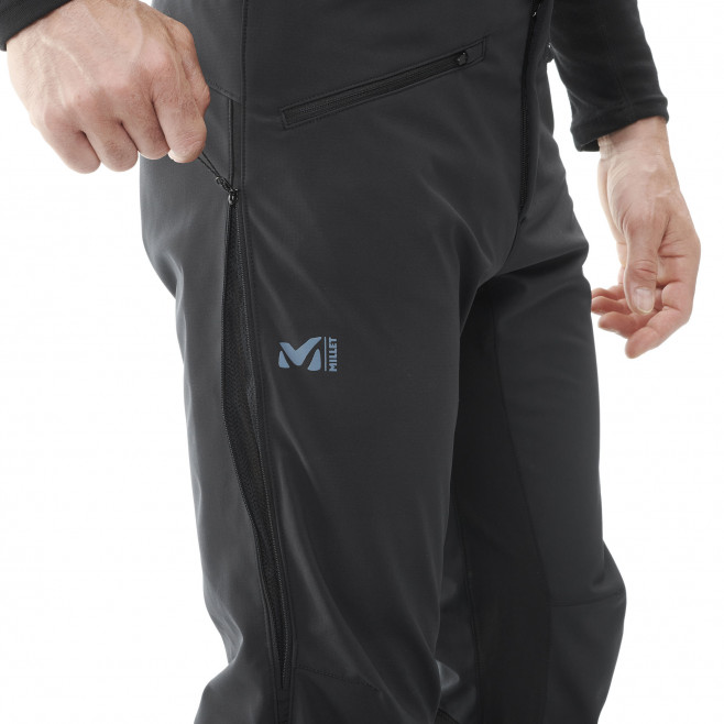 Men's softshell pant - navy-blue TOURING SHIELD PT M Millet 7