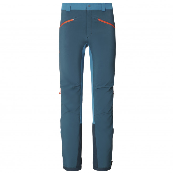 Men's softshell pant - navy-blue TOURING SHIELD PT M Millet