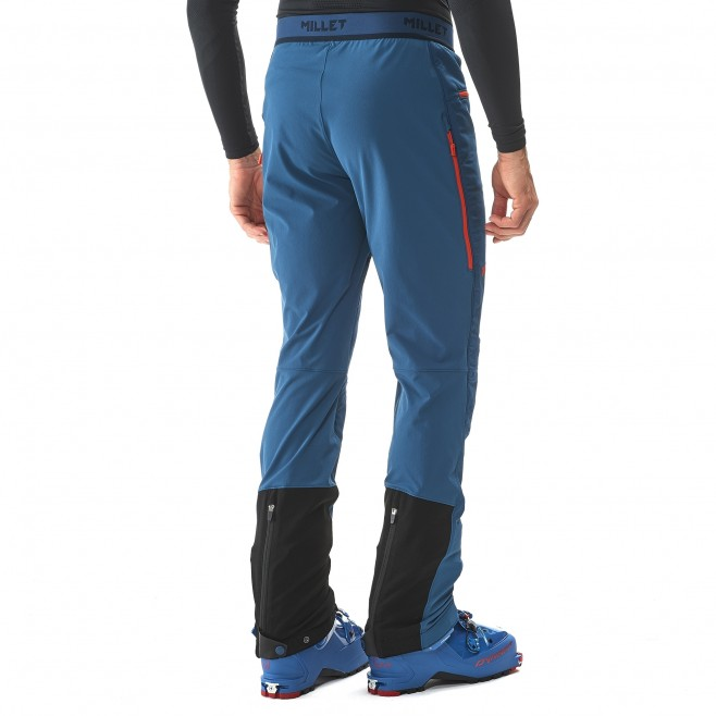 Men's lightweight pant - ski touring - navy-blue TOURING SPEED XCS PT Millet 3