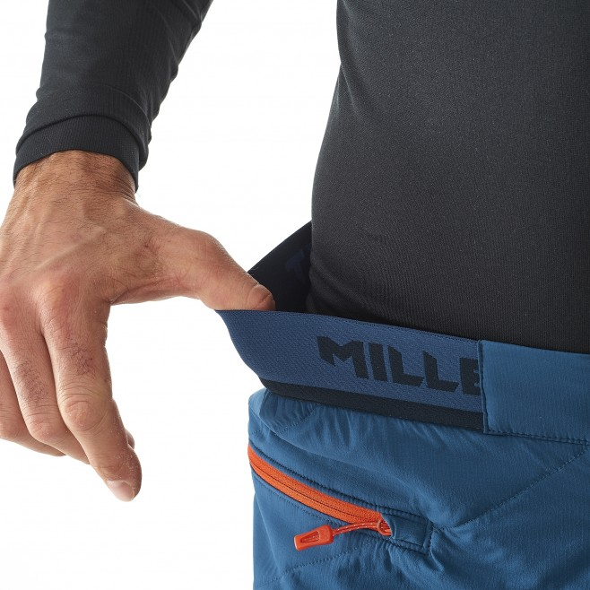 Men's lightweight pant - ski touring - navy-blue TOURING SPEED XCS PT Millet 5