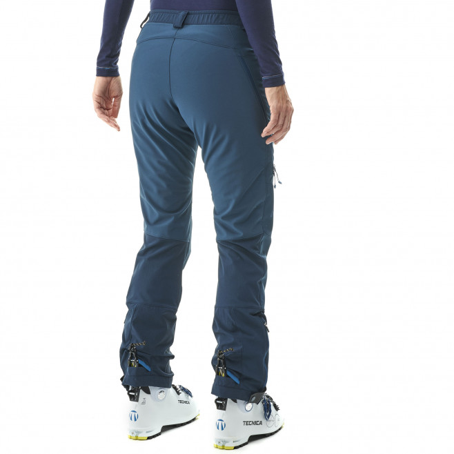 Women's softshell pant - navy-blue TOURING SHIELD PT W Millet 2