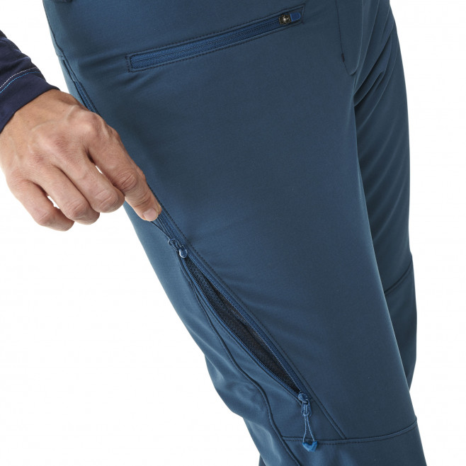 Women's softshell pant - navy-blue TOURING SHIELD PT W Millet 4