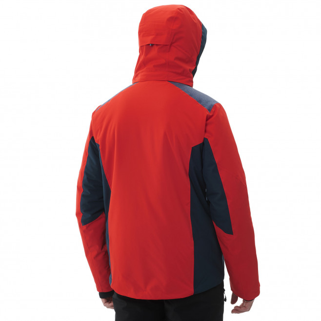 Men's waterproof jacket - red 7/24 STRETCH JKT M Millet 5