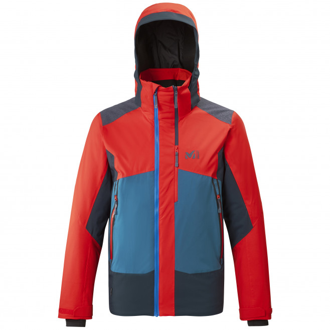 Men's waterproof jacket - red 7/24 STRETCH JKT M Millet