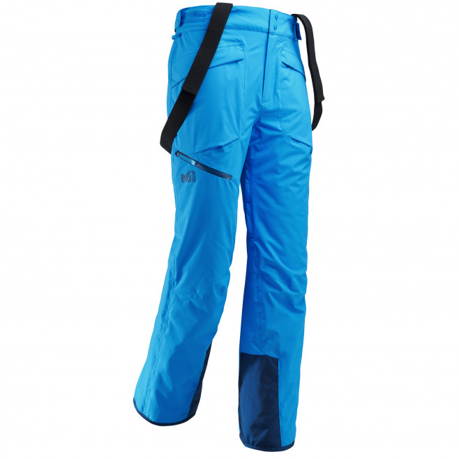 Men's water-resistant pant - blue HAYES STRETCH PANT  Millet