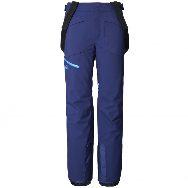 Men's water-resistant pant - blue HAYES STRETCH PANT M Millet