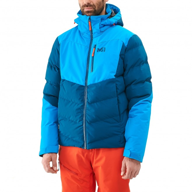 Men's jacket - ski - navy-blue ROBSON PEAK JKT Millet 2