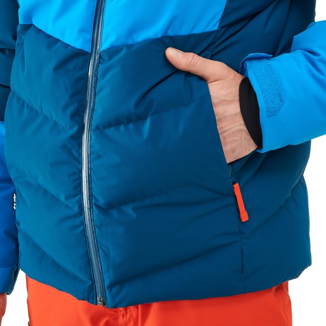 Men's jacket - ski - navy-blue ROBSON PEAK JKT Millet 5