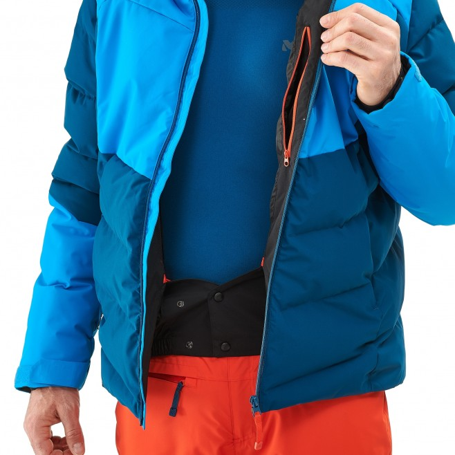 Men's jacket - ski - navy-blue ROBSON PEAK JKT Millet 6