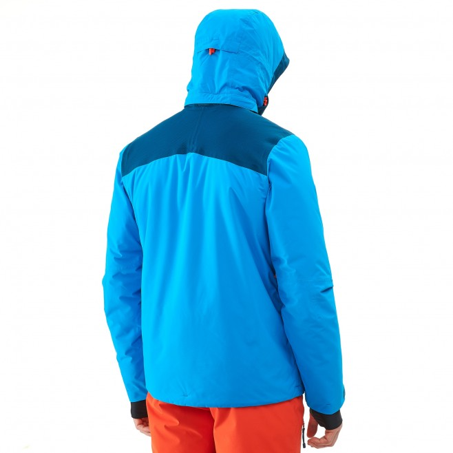 Men's jacket - ski - blue ATNA PEAK JKT Millet 5