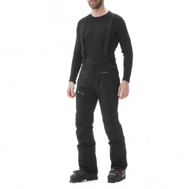 Men's waterproof pant - ski - red ATNA PEAK PANT Millet 2